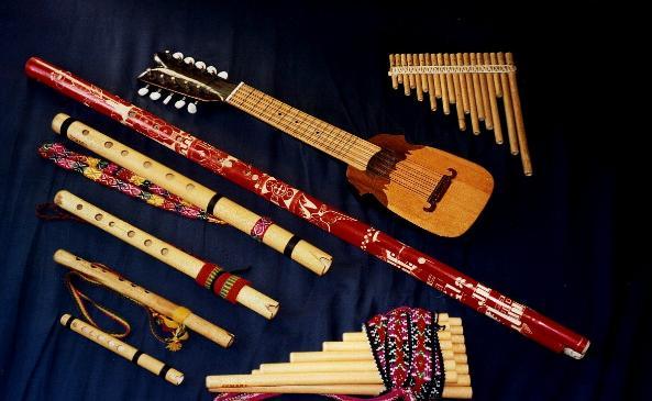 Instrumentos andinos de viento - Imagui